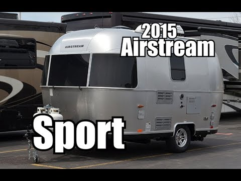 2015 Airstream Sport 16 | Travel Trailer