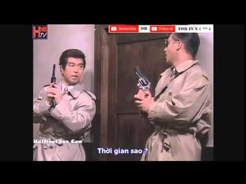 Siêu hài cảnh sát Nhật Bản (Vietsub) | canh sat nhat ban