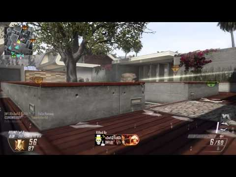 FaZe Pamaj - Black Ops 2 Sniping Domination - Sick DSR Gameplay