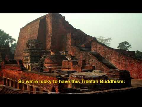 Have Tibetan Prayer, Will Travel (nalanda) video