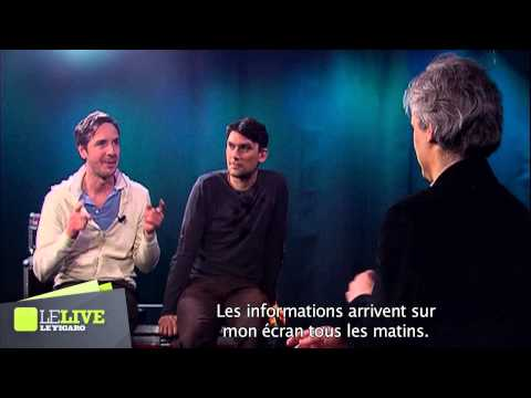Wave Machines - Interview par Olivier Nuc