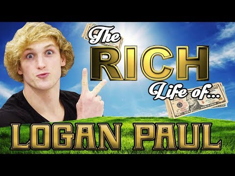 LOGAN PAUL - The RICH Life - Net Worth 2017 FORBES (S.1 - Ep. 11)