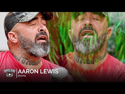 Aaron Lewis - Mama (Acoustic) // Country Rebel HQ Session