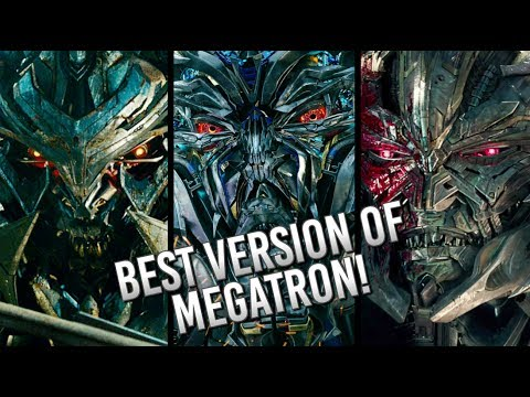 Transformers: Which Is The Best Megatron from the Movie Franchise?