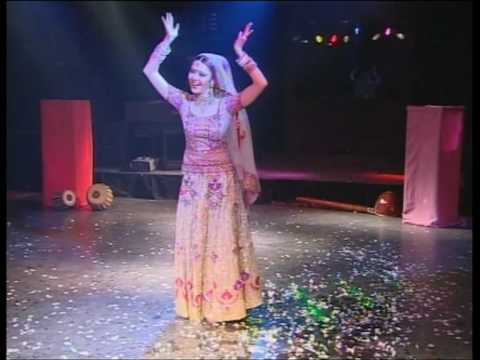 Ek Radha Ek Meera - Oksana Rasulova - indian bollywood dance