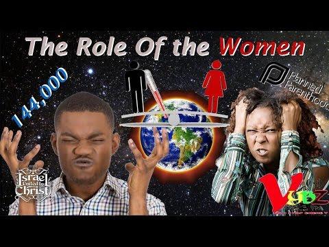 The Israelites: Vybz Radio 96.3fm:  The Role Of Black Women