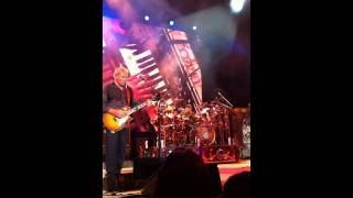 Rush - Subdivisions - Time Machine - FRONT ROW!