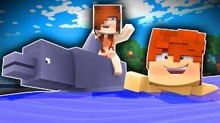 Minecraft Vacation - PET DOLPHIN !? (Minecraft Roleplay)