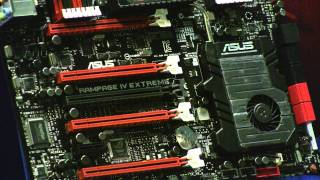 ROG Rampage IV Extreme Motherboard Hands-on Review