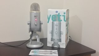 Blue Yeti İnceleme - Scops