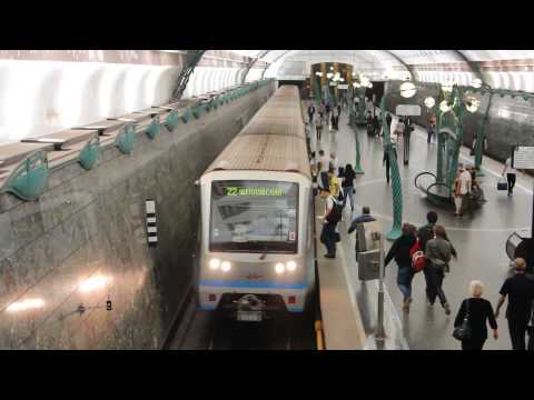 Час пик в московском метро