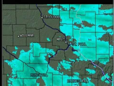 28-12 St. Paul, MN TPT Weather Radio (Winter Storm Warning) 7:44 am