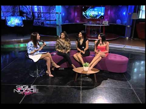 SLN Entrevista Dawilda, Eva Arias y Carlina Duran Parte 1