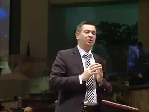 Florin Ianovici Lucrarea Duhului Sfant (Doar Predica)