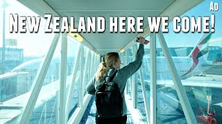 NEW ZEALAND HERE WE COME ! #AD