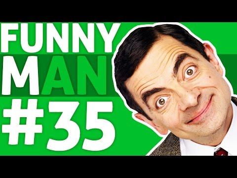 Funny MAN - Самые смешные видео приколы Апрель 2017 #35