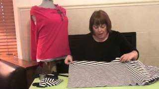 Hotpatterns Presents A Tutorial For Our Fast &amp; Fabulous Origami Knit Top