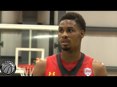 Seventh Woods scores with EASE in NYC - Athletic 2016 Point Guard from South Carolina