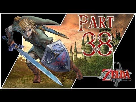Let's Play Zelda - Twilight Princess HD [Helden-Modus] Part 38 - Der neue Star von Hyrule