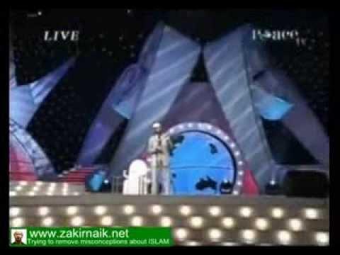 Zakir Naik - Is Islam Solution For Humanity 1 2 (zakirnaik.net) video