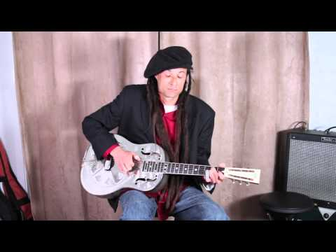 Blues Slide Guitar Tuning - Open G Tuning For Slide Guitar And Basic Lesson