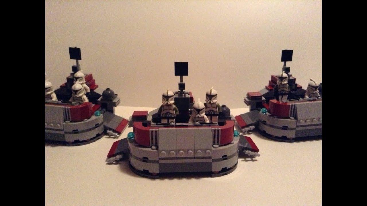 lego star wars custom ship instructions
