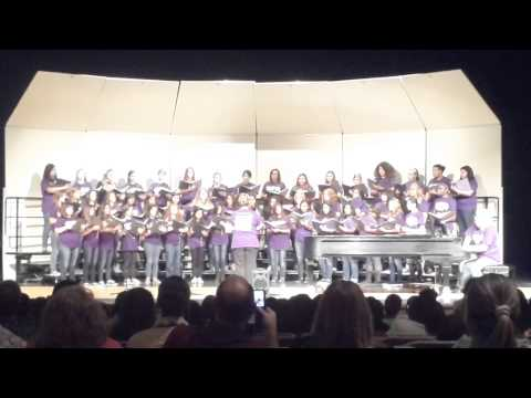 Laudamus Te from Gloria-SMHS Women's Select Choir
