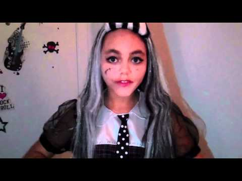 Monster High Frankie Stein Costume Review