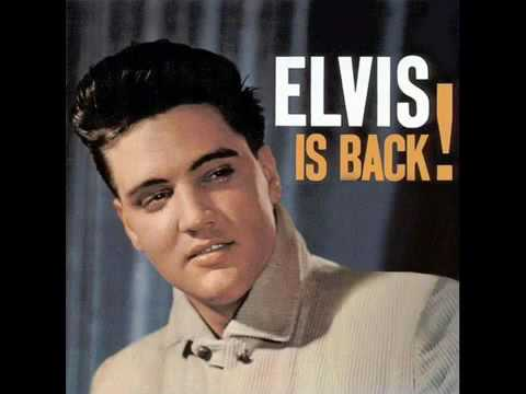 Elvis Presley - I Will Be Home Again