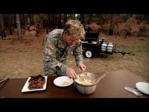 Hog Ribs with BBQ Loin - Gordon Ramsay