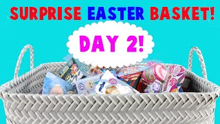 Surprise Easter Basket! Countdown to Easter! Day 2 - A Special Guest!