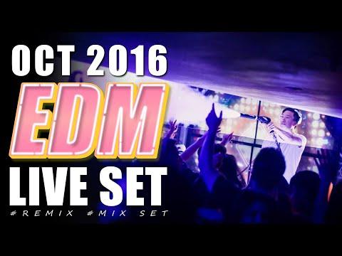 DJ Nick Kim - October 2016 live club mix set