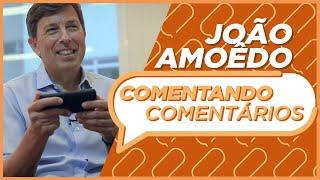 Colocamos o João Amoêdo para ler e comentar alguns tweets aleatórios sobre ele e o Partido Novo