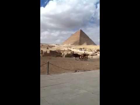 Egypt Pyramids 2011