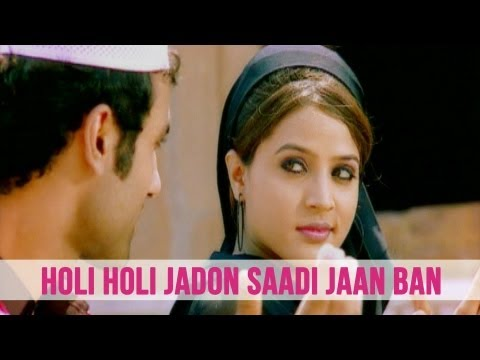 Holi Holi Jadon Saadi Jaan Ban Top Punjabi Sad Song Tere Baad Full Hd video