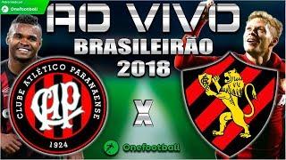 Atlético-PR 4x0 Sport | Brasileirão 2018 | Parciais Cartola FC | 29ª Rodada | 14/10/2018