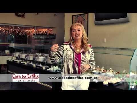 Gastronomia & Nutrição por Ediléia Fernandes - Tema: Culinária Turca