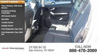 2019 Audi Q7 San Antonio TX 0D011305