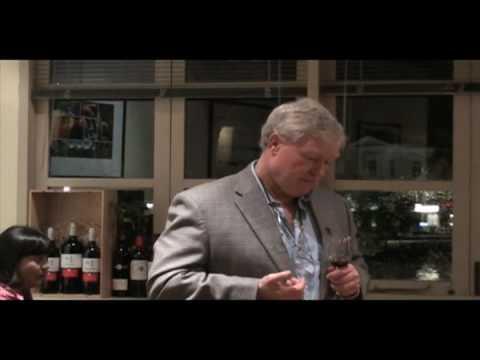 Richard Buller discussing Buller Wines Family history