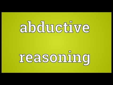 Header of Abductive Reasoning
