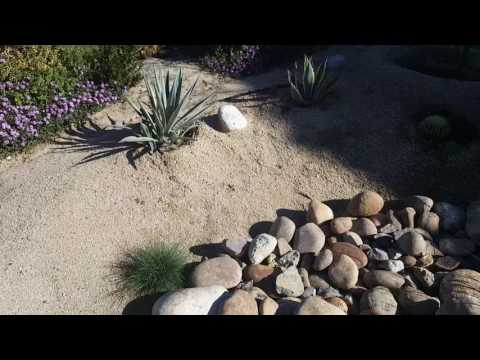 New Mexico style landscaping in Temecula CA