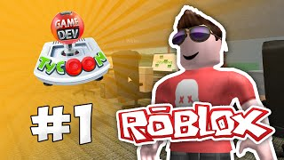 GAME DEV TYCOON #1 - NEW COMPANY | ROBLOX