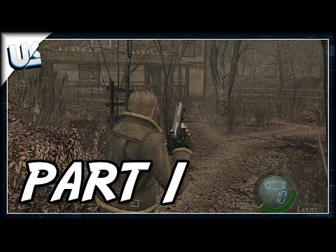 Resident Evil 4 Remastered | Gameplay Walkthrough Part 1 | PS4 Xbox One PC