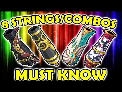 Top 8 CANNON COMBOS/STRINGS YOU NEED TO KNOW - Brawlhalla Cannon Guide