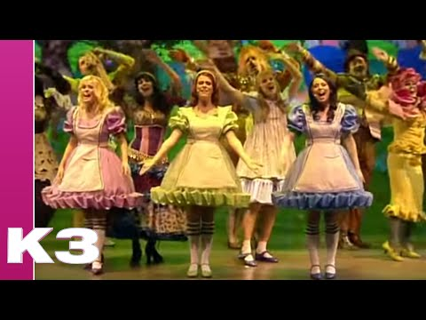 K3 - Alice In Wonderland