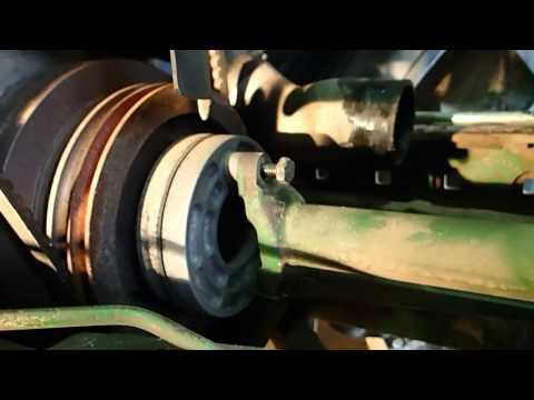 4960 John Deere Repair Pt 1