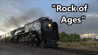 """Rock of Ages"" - Train / Railfanning Music Video"