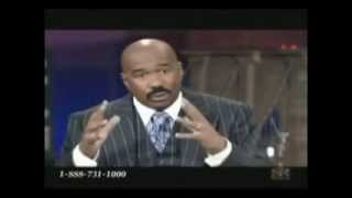 Steve Harvey Clip of his tearful testimony pt.1 0f 3