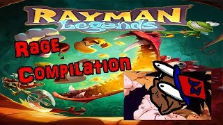 Rayman Legends: RAGE ....PURE RAGE- NGB