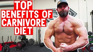 Benefits of the Carnivore Diet: This Diet Can Change Your Life | Mark Bell